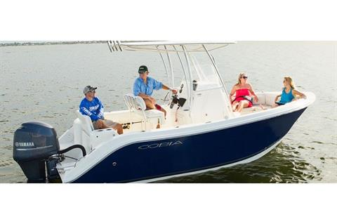 2021 Cobia 201 Center Console in Chesapeake, Virginia - Photo 2