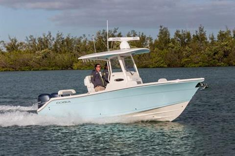 2021 Cobia 240 Center Console in Chesapeake, Virginia - Photo 1