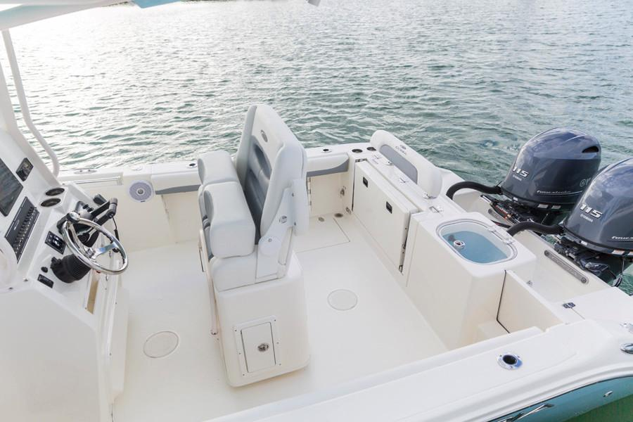 2021 Cobia 240 Center Console in Chesapeake, Virginia - Photo 10