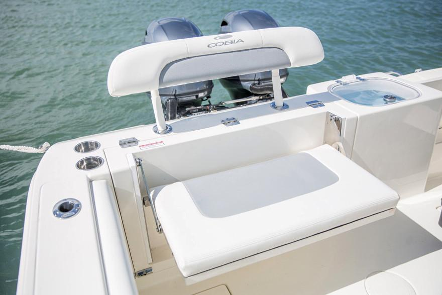 2021 Cobia 240 Center Console in Chesapeake, Virginia - Photo 11
