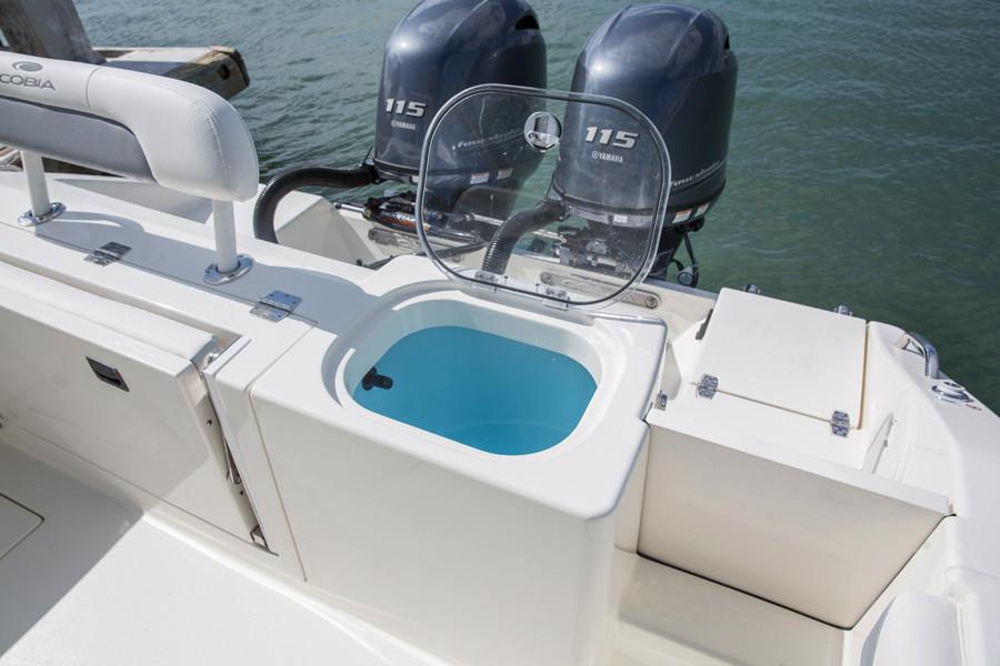 2021 Cobia 240 Center Console in Chesapeake, Virginia - Photo 12