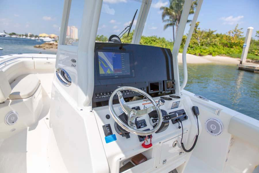 2021 Cobia 262 Center Console in Chesapeake, Virginia - Photo 5