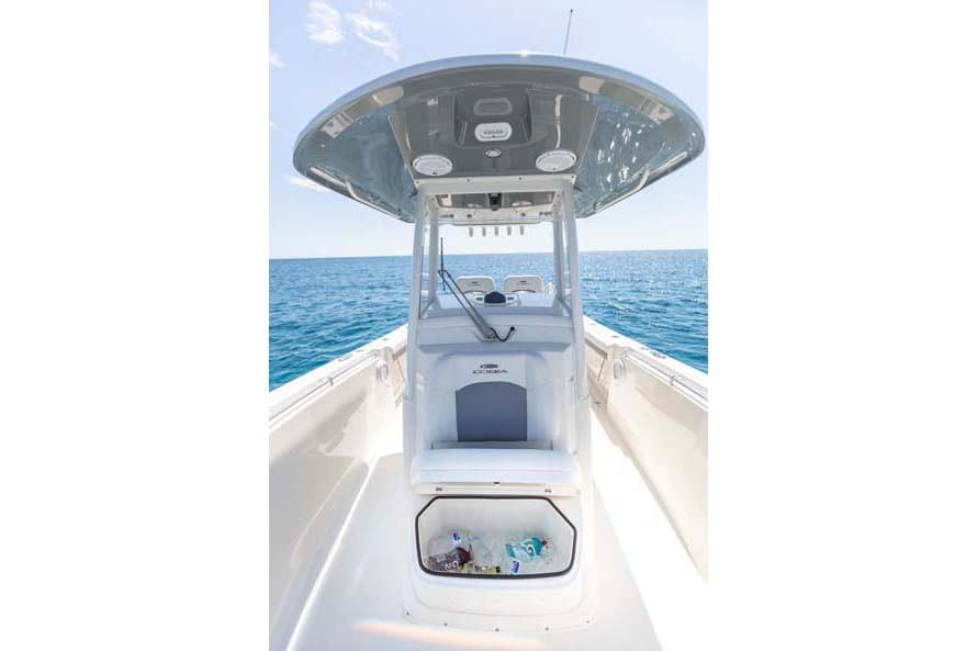 2021 Cobia 280 Center Console in Chesapeake, Virginia - Photo 4
