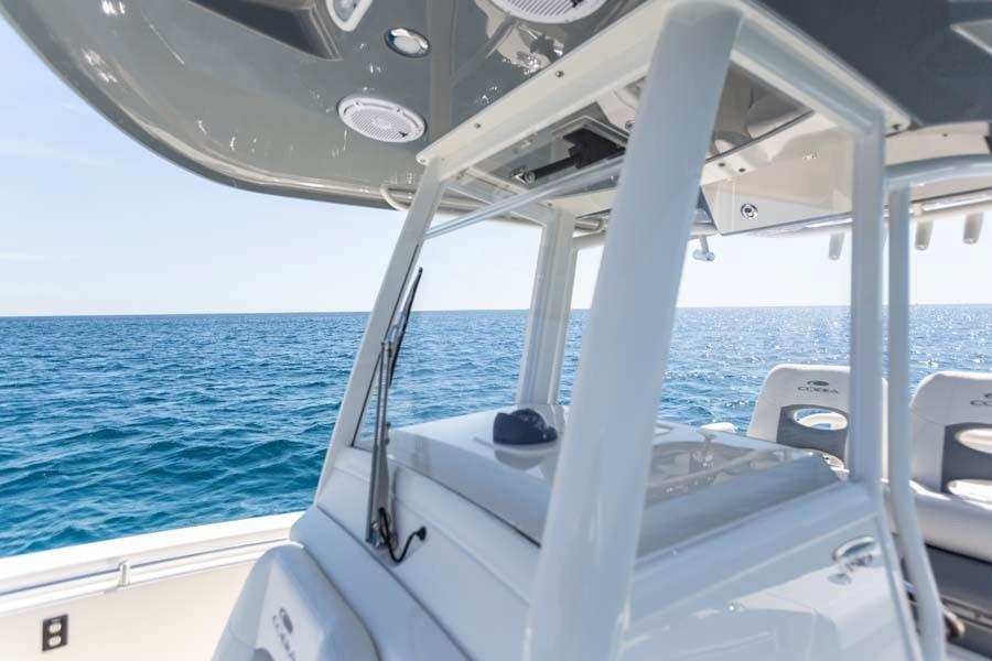 2021 Cobia 280 Center Console in Chesapeake, Virginia - Photo 6