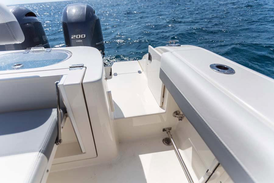 2021 Cobia 280 Center Console in Chesapeake, Virginia - Photo 12