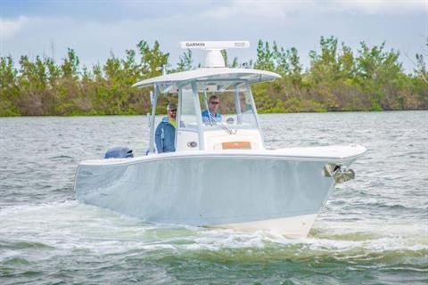 2021 Cobia 320 Center Console in Chesapeake, Virginia - Photo 1