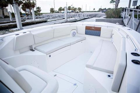 2021 Cobia 320 Center Console in Chesapeake, Virginia - Photo 4