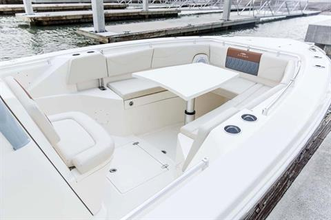 2021 Cobia 320 Center Console in Chesapeake, Virginia - Photo 5