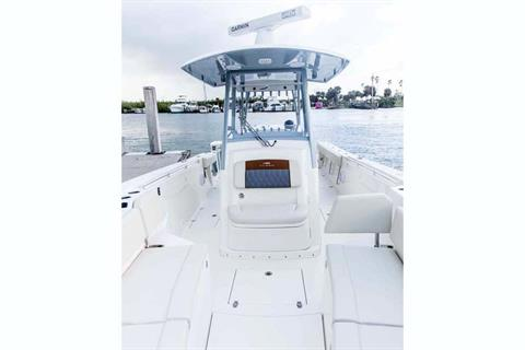2021 Cobia 320 Center Console in Chesapeake, Virginia - Photo 6