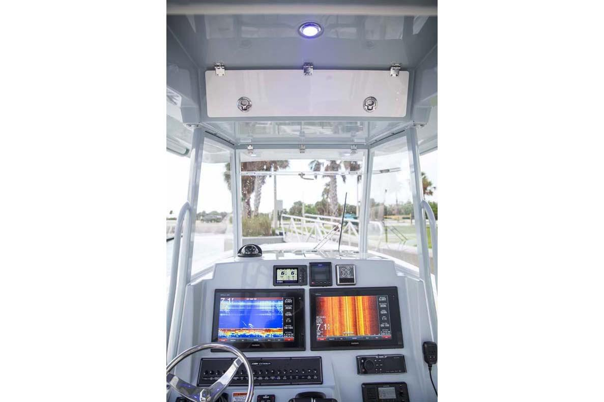 2021 Cobia 320 Center Console in Chesapeake, Virginia - Photo 7