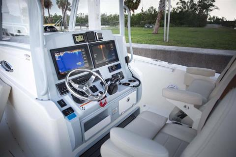 2021 Cobia 320 Center Console in Chesapeake, Virginia - Photo 8