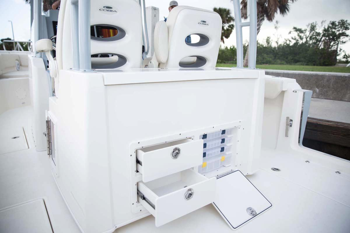 2021 Cobia 320 Center Console in Chesapeake, Virginia - Photo 10