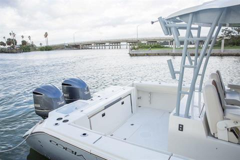 2021 Cobia 320 Center Console in Chesapeake, Virginia - Photo 11