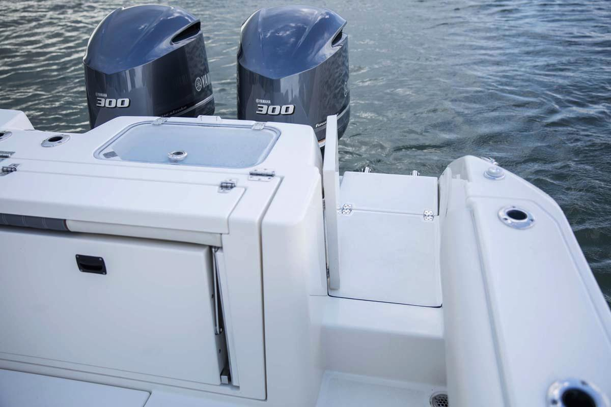 2021 Cobia 320 Center Console in Chesapeake, Virginia - Photo 12