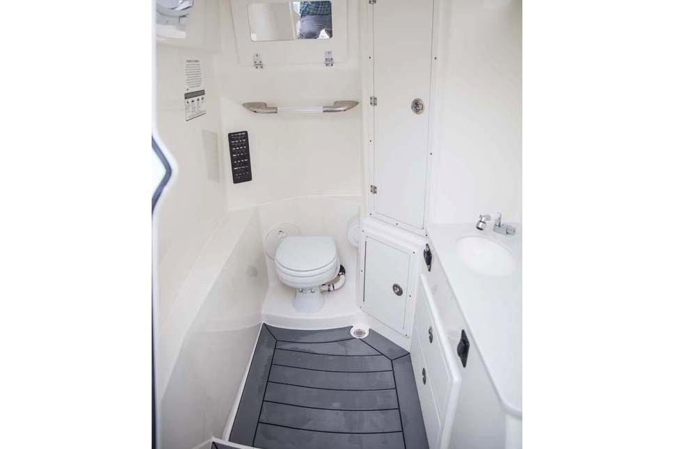 2021 Cobia 320 Center Console in Chesapeake, Virginia - Photo 14