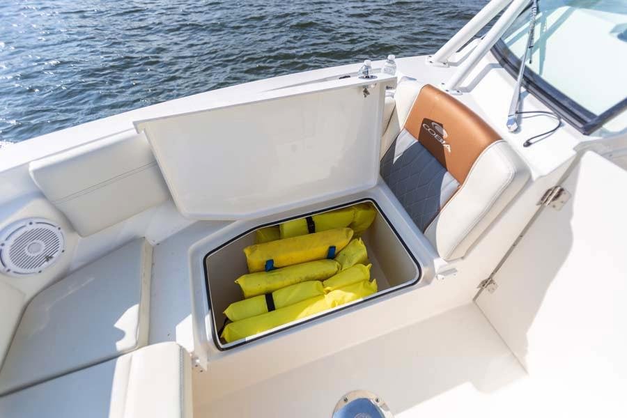2021 Cobia 240 Dual Console in Chesapeake, Virginia - Photo 5