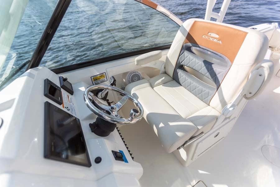 2021 Cobia 240 Dual Console in Chesapeake, Virginia - Photo 9