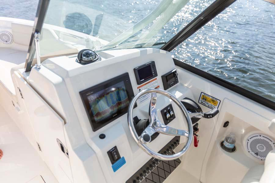 2021 Cobia 240 Dual Console in Chesapeake, Virginia - Photo 10