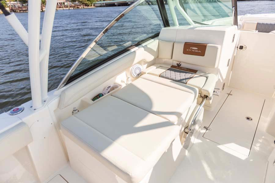 2021 Cobia 240 Dual Console in Chesapeake, Virginia - Photo 11