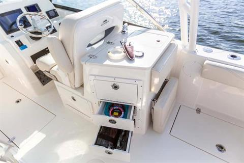 2021 Cobia 240 Dual Console in Chesapeake, Virginia - Photo 12