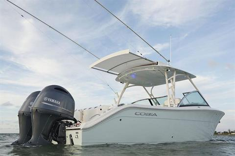 2021 Cobia 280 Dual Console in Chesapeake, Virginia - Photo 1