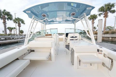 2021 Cobia 330 Dual Console in Chesapeake, Virginia - Photo 6