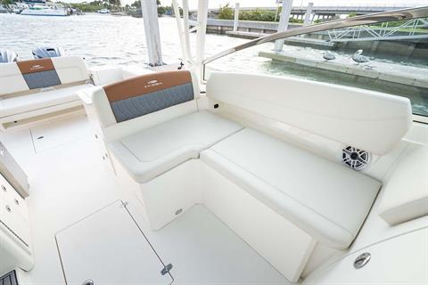 2021 Cobia 330 Dual Console in Chesapeake, Virginia - Photo 8