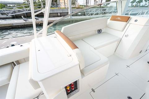 2021 Cobia 330 Dual Console in Chesapeake, Virginia - Photo 9
