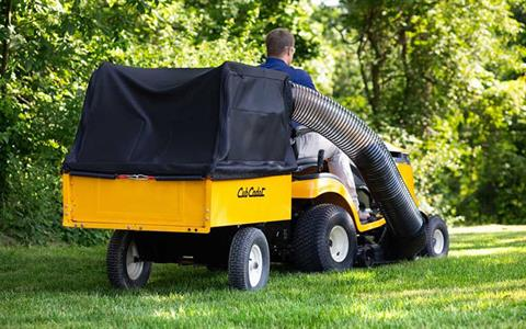 2020 Cub Cadet 42 and 46 in. Leaf Collector in Prairie Du Chien, Wisconsin - Photo 3