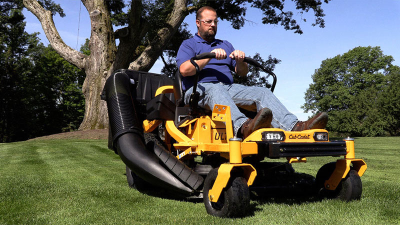 2020 Cub Cadet 42 in. Double Bagger Ultima Series in Prairie Du Chien, Wisconsin - Photo 6