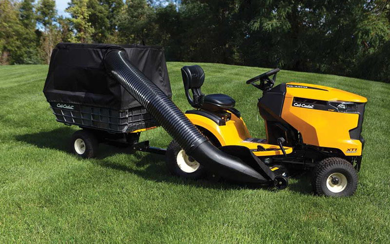 2020 Cub Cadet 50 and 54 in. Leaf Collector in Prairie Du Chien, Wisconsin - Photo 1