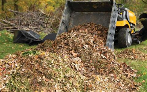 2020 Cub Cadet 50 and 54 in. Leaf Collector in Prairie Du Chien, Wisconsin - Photo 5
