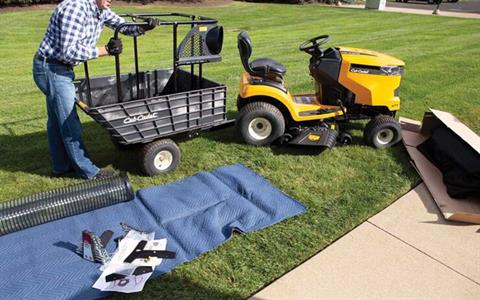 2020 Cub Cadet 50 and 54 in. Leaf Collector in Prairie Du Chien, Wisconsin - Photo 6