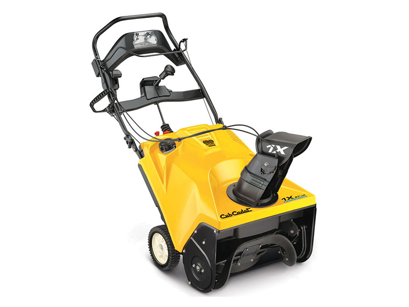 Cub Cadet 1X 21 in. LHP in Berlin, Wisconsin - Photo 5