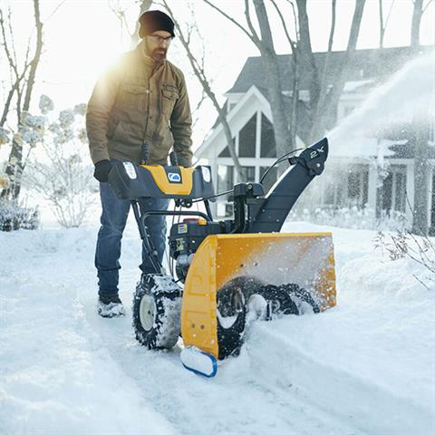 Cub Cadet 2X 24 in. in Greenland, Michigan - Photo 4
