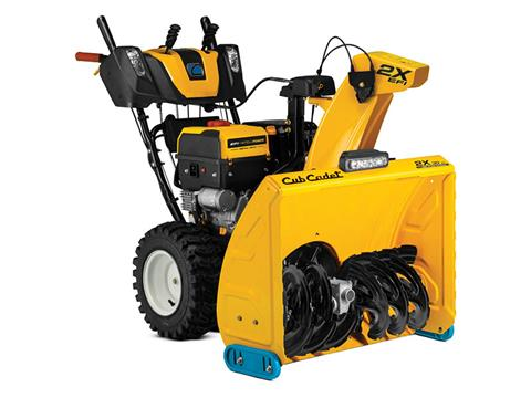 Cub Cadet 2X 30 in. EFI in Sturgeon Bay, Wisconsin