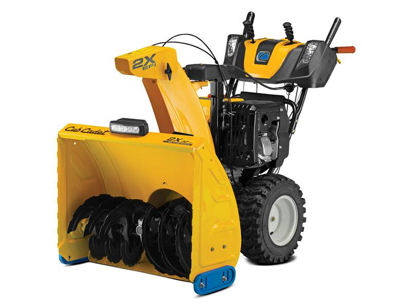 Cub Cadet 2X 30 in. EFI with IntelliPower in Greenland, Michigan - Photo 2