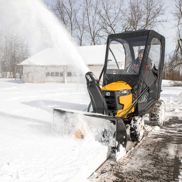 Cub Cadet 42 in. Snowblower Attachment - 3-Stage Enduro Series in Greenland, Michigan - Photo 2
