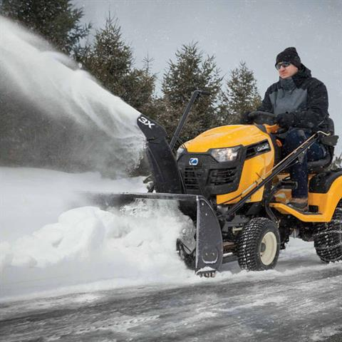 Cub Cadet 42 in. Snowblower Attachment - 3-Stage Enduro Series in Saint Johnsbury, Vermont - Photo 4
