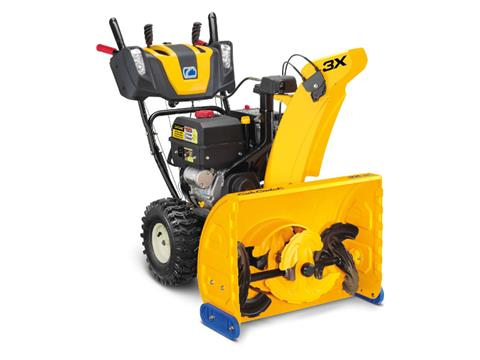 Cub Cadet 3X 26 in. in Saint Marys, Pennsylvania