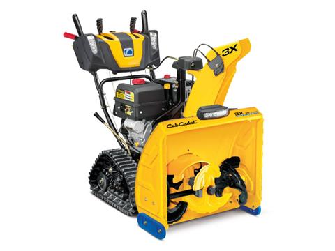 Cub Cadet 3X 26 in. TRAC in Saint Marys, Pennsylvania