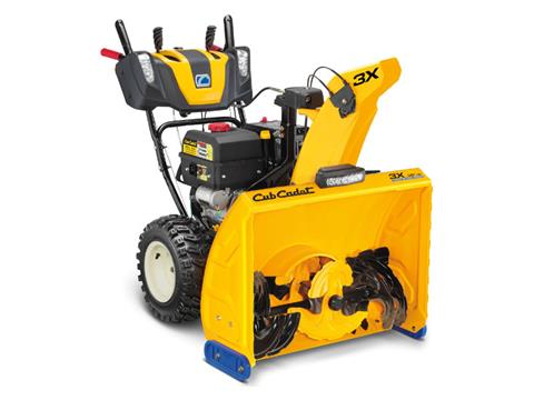 Cub Cadet 3X 30 in. HD in Saint Marys, Pennsylvania