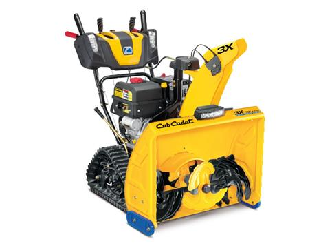 Cub Cadet 3X 30 in. TRAC in Greenland, Michigan