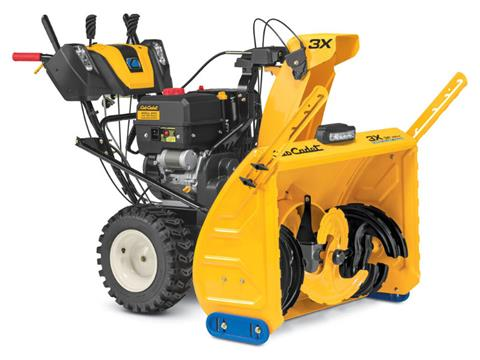 Cub Cadet 3X 34 in. MAX H in Sturgeon Bay, Wisconsin