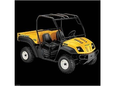 2008 Cub Cadet Volunteer™ 4 x 4 Trail in Poteau, Oklahoma