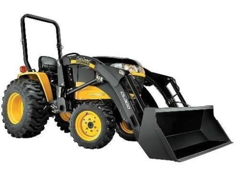2011 Cub Cadet Ex2900 TL in Greenland, Michigan