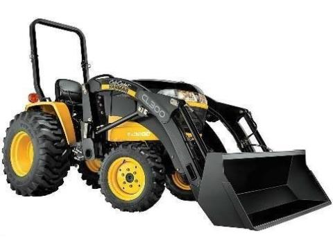 2011 Cub Cadet Ex3200 TL in Greenland, Michigan