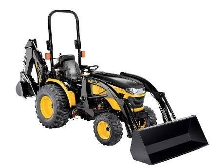 New 2011 Cub Cadet Sx3100 TLB Tractors in Greenland, MI | Stock Number: