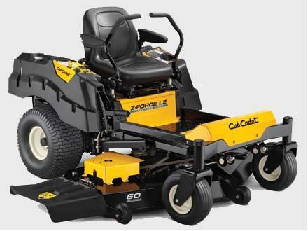 2014 Cub Cadet Z-Force® SZ 48 Commercial in Eagle Bend, Minnesota