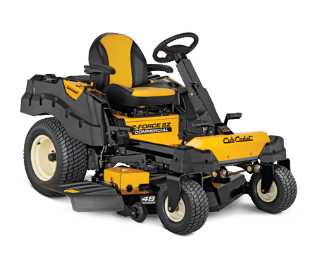 2014 Cub Cadet ZF Comm SZ48 KH in Hillman, Michigan